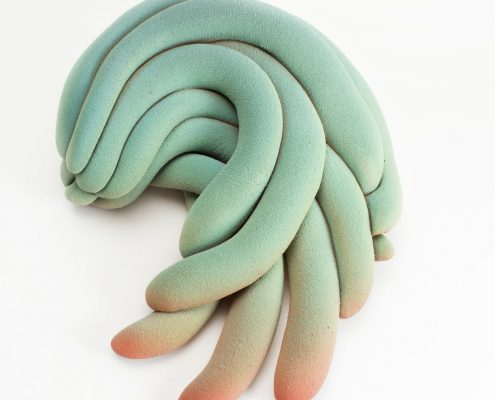 Claire Lindner - French ceramic - contemporary clay - ceramic art - contemporary ceramic - ceramic exhibition in France