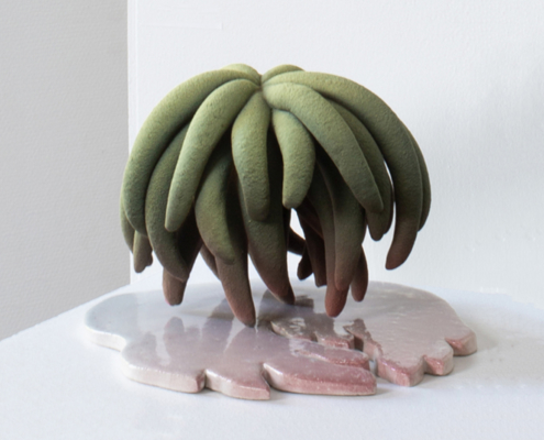 Claire Lindner ceramics - Claire Lindner works - Claire Lindner sculpture - Claire Lindner exhibition - Contemporary ceramic in France - French ceramic artist