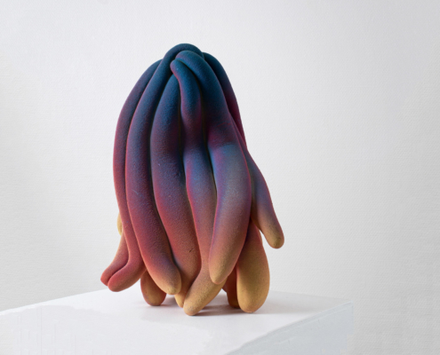 Claire Lindner ceramics - Clair Lindner works - ceramic sculpture - contemporary ceramics - sculpture in clay - Claire Lindner gallery