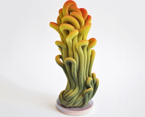 Claire Lindner ceramic sculpture - French ceramic - ceramics 2020 - Franch ceramic sculpture - Claire Lindner ceramic - Claire Lindner works