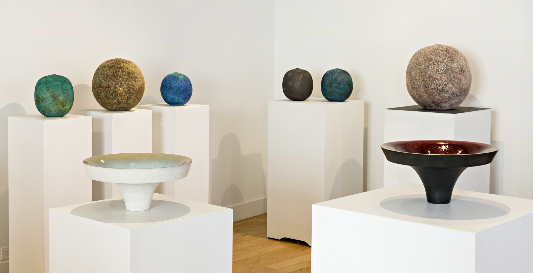 Galerie de l'Ancienne Poste - ceramic exhibitions - contemporary ceramics - art gallery in France - French art gallery in Burgundyy