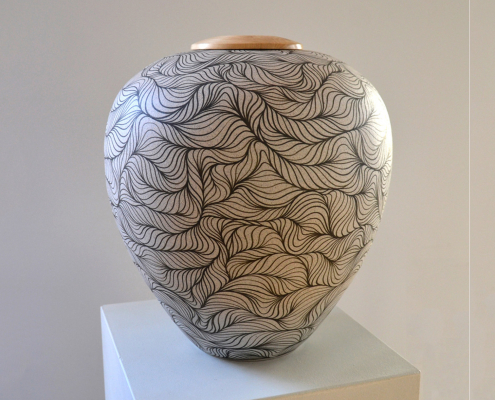 Alistair Danhieux - French ceramics - ceramic gallery - French contemporary ceramic - Galerie de l'Ancienne Poste - ceramic exhibition